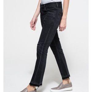 Citizens of Humanity Jeans Sasha Twist Flare Crop